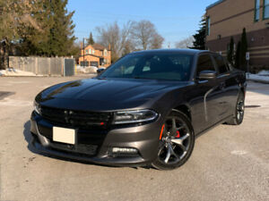 2015 Dodge Charger Rallye Red Interior RARE *ACCIDENT FREE*