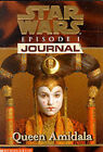 1st Person Journal 02: Queen Amidala by Scholastic (Paperback, 1999)