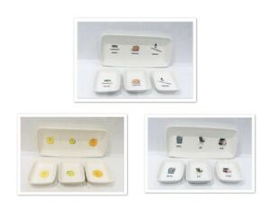 Rae-Dunn-Pottery-4-Piece-Tray-Platter-Organizer-Sets-See-Choices