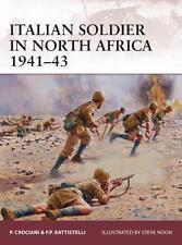 Osprey Warrior 169: Italian Soldier in North Africa 1941-43 (2. Weltkrieg) / NEU