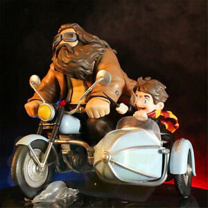 Harry-Potter-Rubeus-Hagrid-accion-estatuilla-estatua-and-Juguete-Coleccion-16CM
