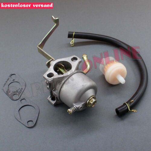 Vergaser passend für Einhell Stromerzeuger STE800 ST8000 STE8000//1 STE800//1 BEX