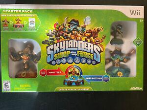 Skylanders Swap Force Starter Pack Wii Portal of Power