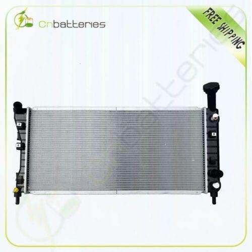 Brand New Aluminum Radiator Fits 2710 for 05-09 Buick Allure LaCrosse 3.8L V6