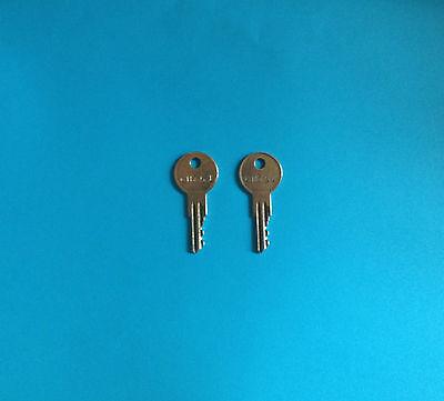 2 Trimark Motorhome Precut Code Key TM911 Travel Trailer,Camper,RV Lock Keys