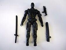 GI JOE SNAKE EYES Valor vs Venom Action Figure COMPLETE 3 3/4 C9+ v24 2005