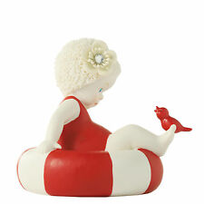 Snowbabies - Beach Babies - Floating with Friends Figurine NEW   28025