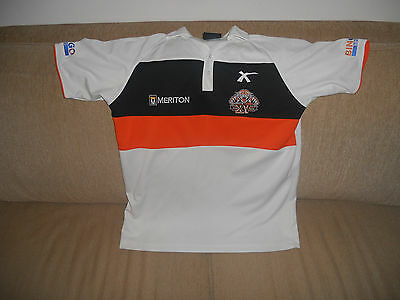 WESTS TIGERS SPONSORED BLADES POLO SHIRT