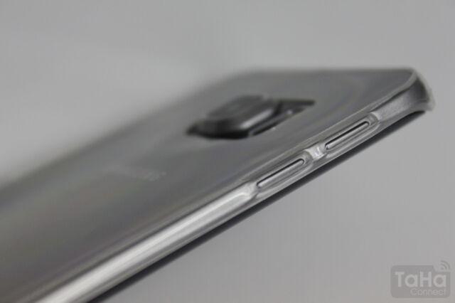 0,2mm Zubehör f. SAMSUNG GALAXY S6 EDGE PLUS SLIMCASE Ultradünn Ultraleicht KLAR