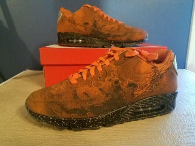 Nike AIR MAX 90 QS MARS LANDING Size 10.5 In Hand Ready to Ship