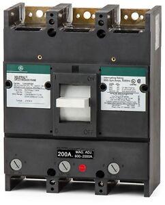 TJK436200WL-GENERAL-ELECTRIC-CIRCUIT-BREAKER-200-AMPS-600-VOLTS-TYPE-TJK