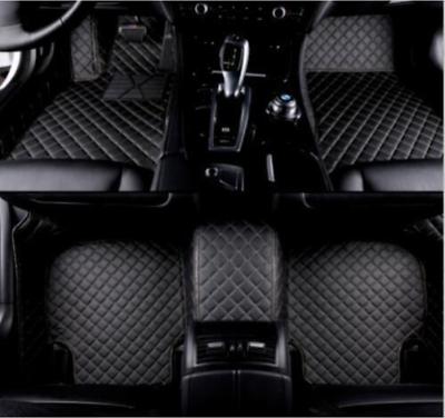 Mercedes-Benz E200 E300 E400 E43AMG E500 E550 E63AMG Waterproof floor mat LOGO