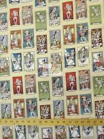 Cartas De Vida Ivory By Alexander Henry Cotton Fabric By The Yard Diy Clothing