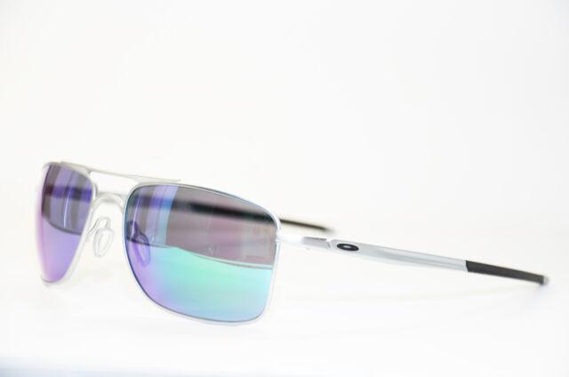 Oakley gauge 8 m oo 4124 10 57 prizm Sapphire señores metal gafas de sol Nuevo