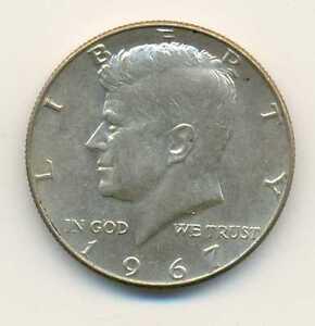 1982 P Kennedy Half Dollar  Bank Roll Coins XF-AU CONDITION