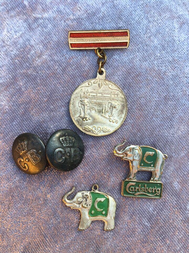Emblemer, Super flotte gamle Carlsberg