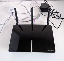 TP-LINK AC750 Archer Wireless Dual Band Modem Router ADSL2 +