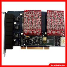 Aex410 Echo Hardware 4 Port Asterisk Card FXO FXS FreePBX Elastix