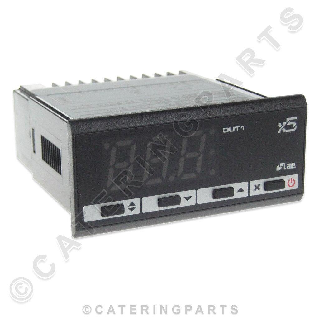 X5 Lae L 5csre-a Digital Thermostat Kontroll- Einzeln Relais 230v 40 - 125