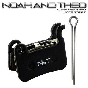 Details about N&T Shimano Deore LX SLX Saint XT XTR Hone Semi Metallic Disc  Brake Pads
