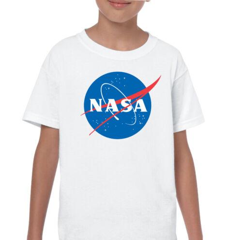 Nasa Maniaque Big Bang Theory Logo T-Shirt Rétro Espace Sheldon Cooper Geek