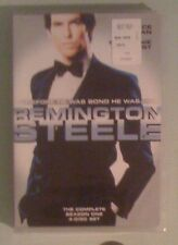 REMINGTON STEELE the complete season one DVD NEW a few tiny shrinkwrap tears