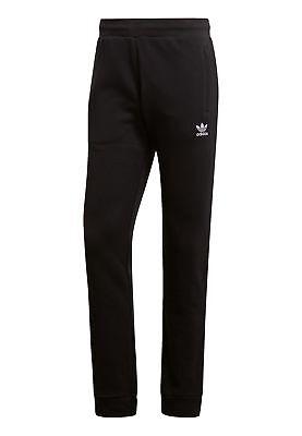 Adidas Originals Jogging Pantaloni Da Uomo Trefoil Pant Dv1574 Nero- Beneficiale Per Lo Sperma