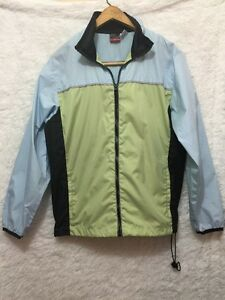 Men-s-Prospirit-Jacket-Size-S-Blue-green-black-EUC