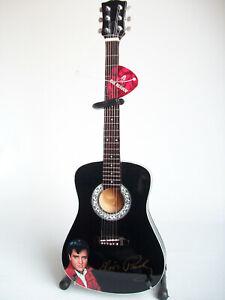 Guitare miniature acoustique Axe heaven - Elvis Presley signature