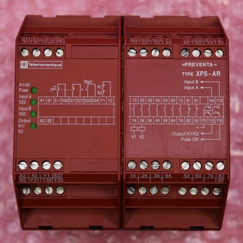 XPS-AR Telemecanique />/> PREVENTA/</< Sicherheitsrelai Typ XPSAR311144