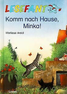 Komm nach Hause, Minka! von Marliese Arold   Buch   Zustand gut