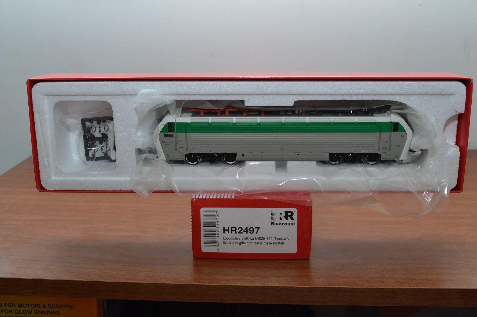 Rivarossi HR2497 Locomotiva E402B.144 Francia