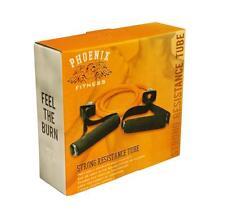 Phoenix Fitness RY920 High Strength Resistance Tube 120cm Length Padded Handles