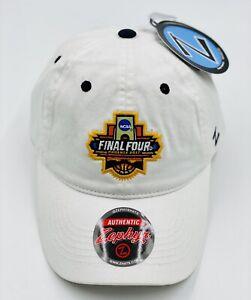 Final Four College Basketball 2017 Phoenix Arizona NCAA Strap Back Cap Hat White