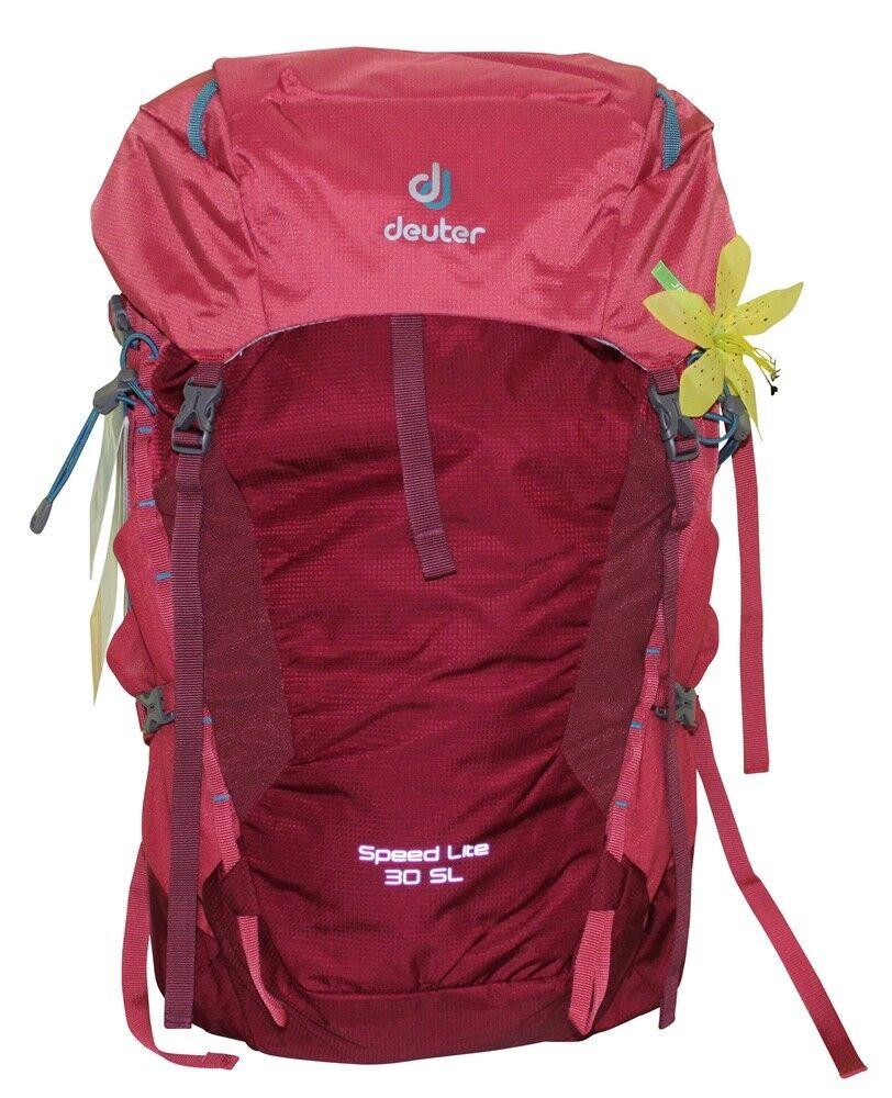 Deuter Speed Lite 30 SL DA DONNA escursioni a piedi Trekre Zaino 400386