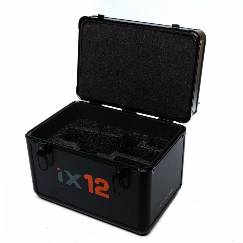 Spektrum SPM6725 Heavy-Duty RC Airplane Transmitter Case Case Case for iX12 IX12 TX 4a7614