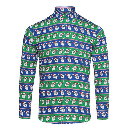 Christmas Shirt Xmas Jumper Alternative Long Sleeve Santa//Sprouts//Trees