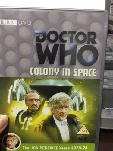 Doctor Who Colony In Space , 2011