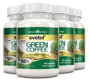 liste des ingrédients de l extrait de café vert
