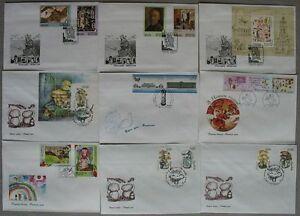 s897-Ukraine-ueber-300-FDC-Abo-Sammlung-1992-2002