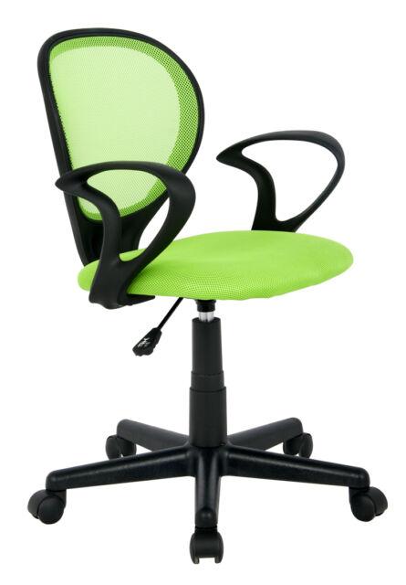Sixbros. silla Oficina verde - H-2408f/1408 | Compra online en eBay