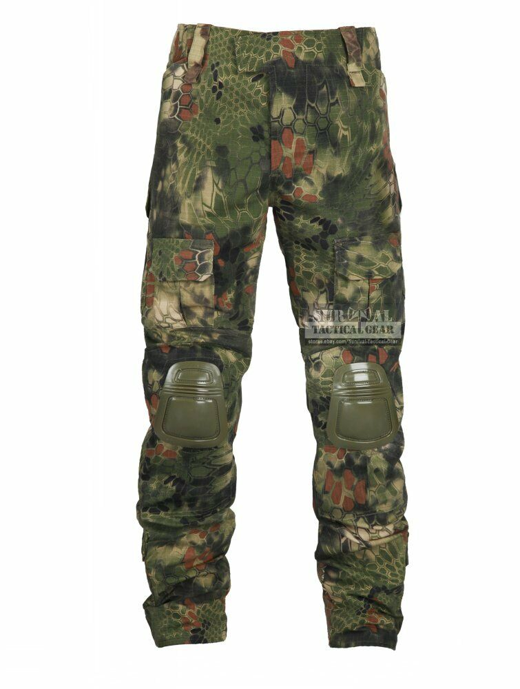 Tactical Pants with Knee Pads Army Military  Hunting Camping Gen2 Combat Pants  check out the cheapest