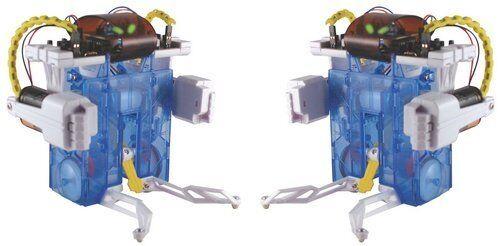 (2-PACK) 21-533N2 REMOTE CONTROL SOCCER ROBOT DIY KIT   NON-SOLDER   AGES 12+