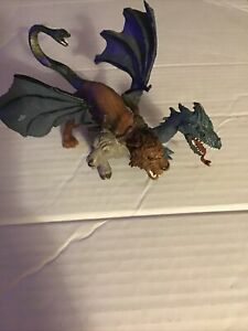 2008-Chimera-Mythical-Realms-7-5-034-Action-Figure-Safari-Ltd-Toy-Dragon-Lion-Goat