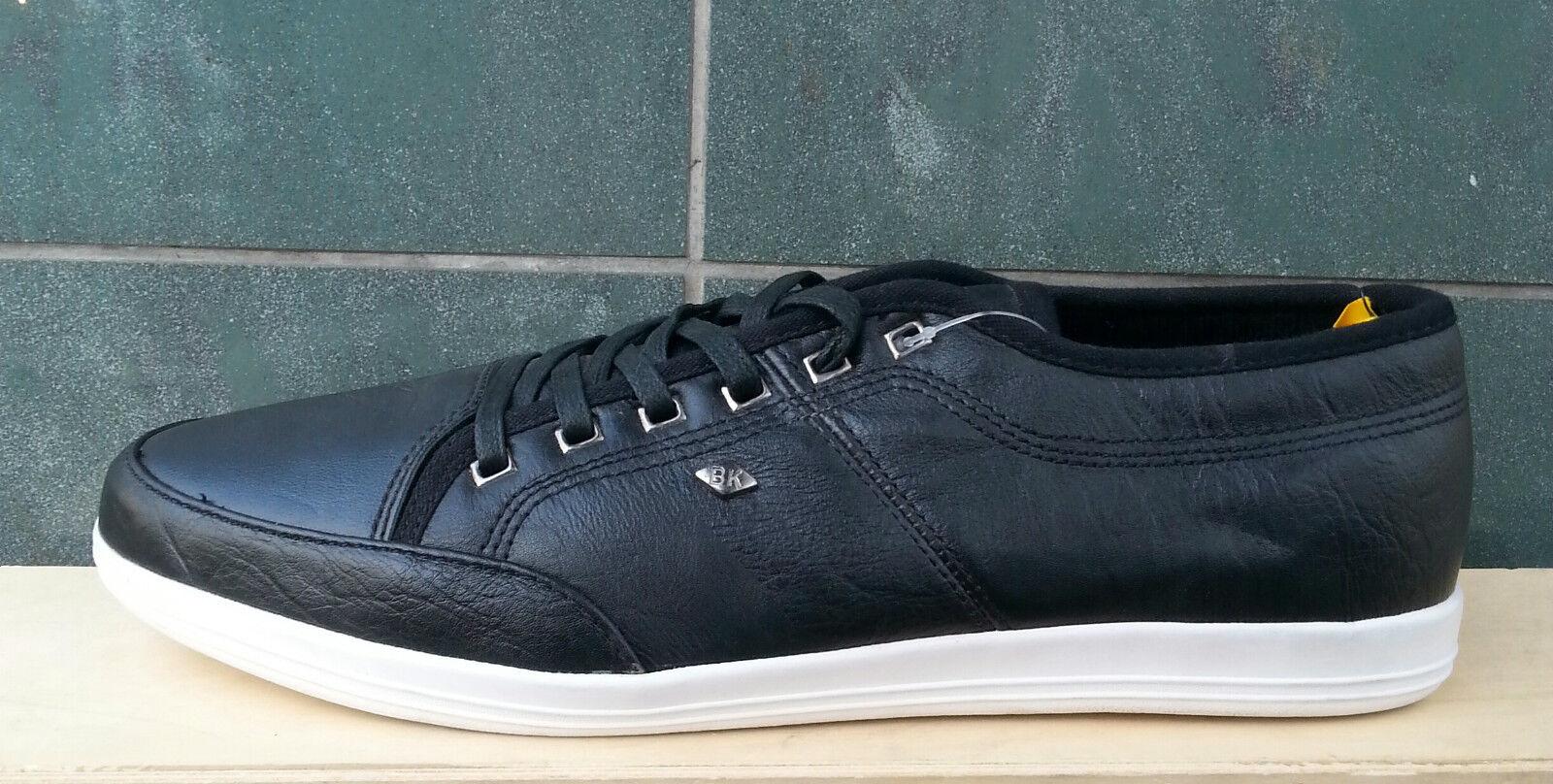 BK British Knights Schuhe Poka Schwarz Black