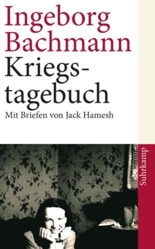 1 von 1 - Kriegstagebuch von Ingeborg Bachmann, UNGELESEN