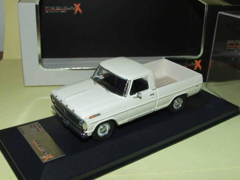 FORD F100 1978 Blanc PREMIUMX