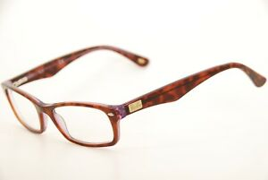 a23204a800601 New Authentic Ray Ban RB 5206 2442 Violet Tortoise 52mm Frames ...