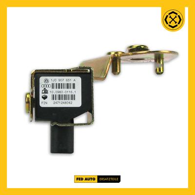 ESP Sensor 1J0907651A Querbeschleunigungssensor 10098001161 VW AUDI 10098000531