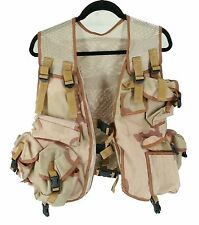 Tri-Color Desert Camo Assault Vest - Dutch Forces Desert Pattern